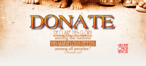 Donate to Alpha Omega Network